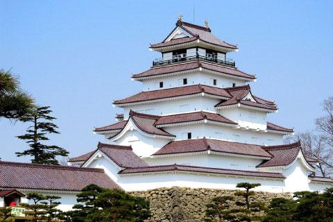会津若松城(会津鶴ケ城)